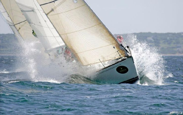 J/44 CHALLENGE IV @ Block Island Race Week
