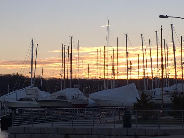 Sunrise @ WMC