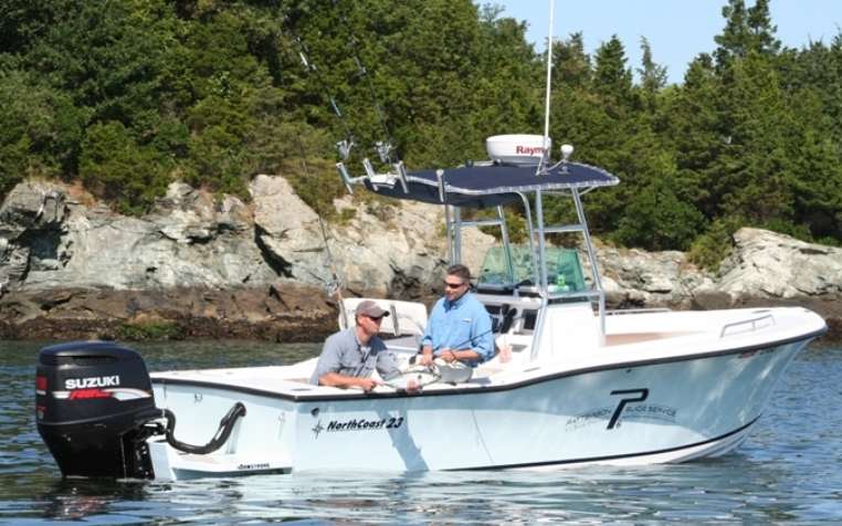 NorthCoast 23 Center Console