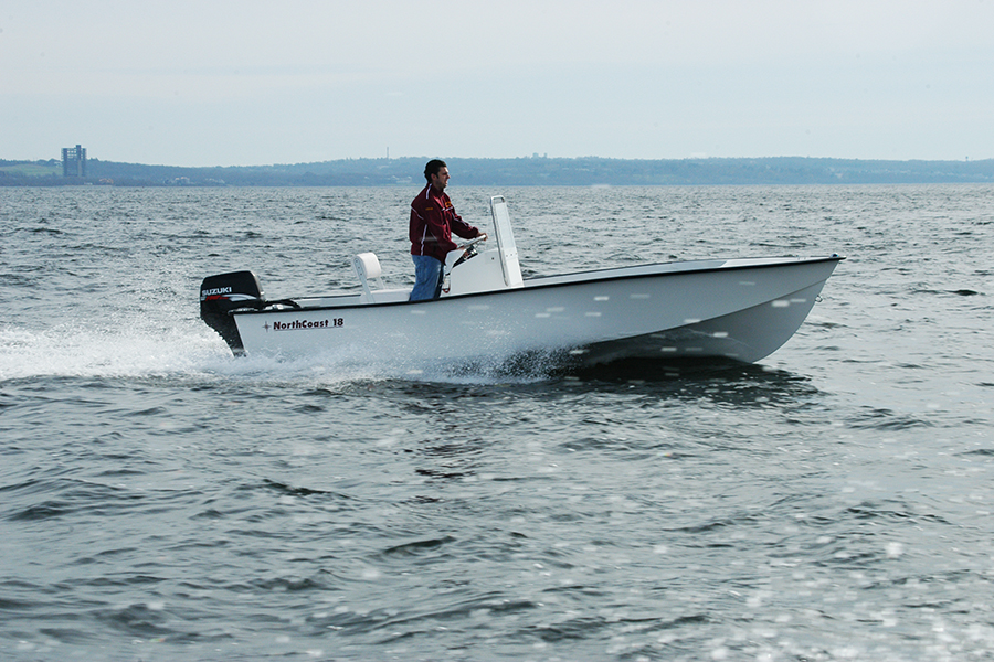 NorthCoast 18 Skiff